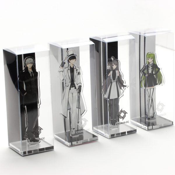 Acrylic Character Figures
