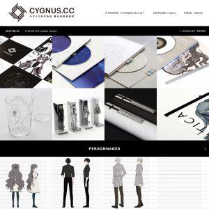 CYGNUS.CC official website release